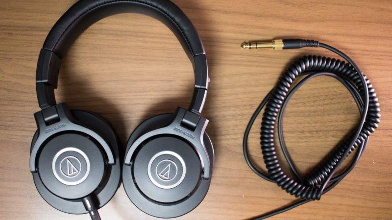 Audio-Technica ATH-M40x: