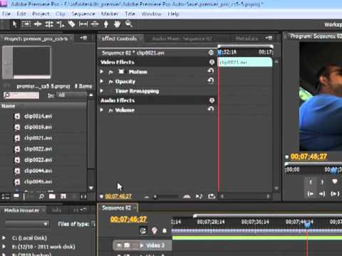 Video Editing Tools In Adobe Premiere Pro