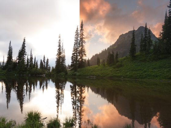 How to Merge Multiple Exposure Photos in Photoshop