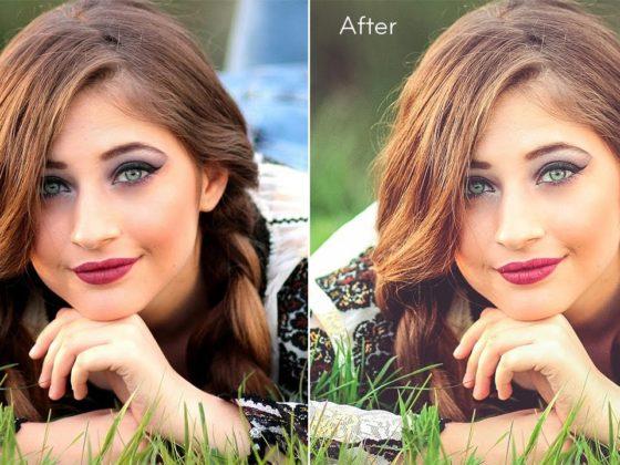 Add Instagram Amaro Effect Using Photoshop