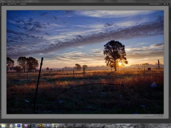 Merge To HDR Efex Pro 2 Using Photoshop