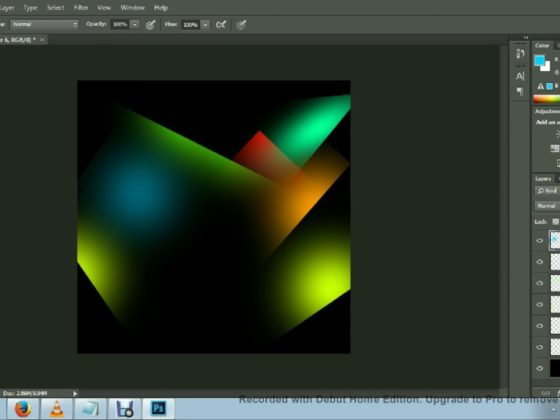 Create Image As Its Own Background With Photoshop