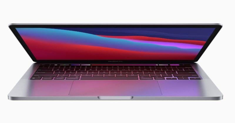 Apple M1X MacBook Pro